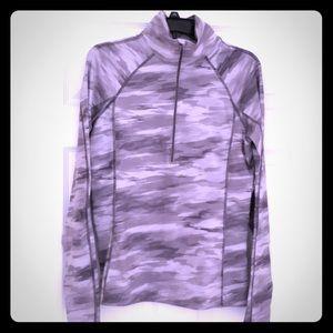 Under Armour 3/4 Zip Shirt